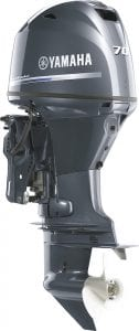 Yamaha Outboards Four Strokes 70