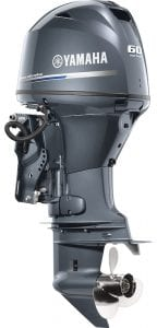 Yamaha Outboards High Trust 60