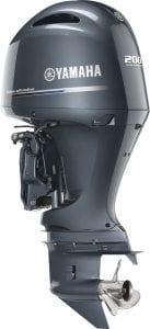 Yamaha Outboards I-4 200