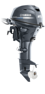 Yamaha Outboards Portable Four Strokes 25