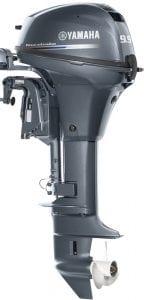 Yamaha Portable Outboard 9.9